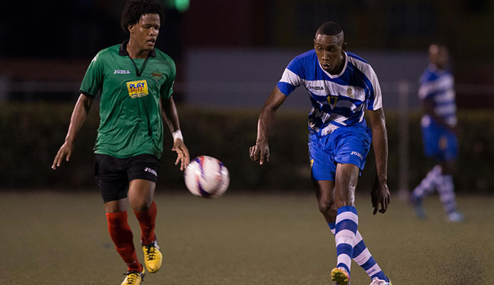 Jabloteh edge D/Force on kicks to meet W Connection in First Citizens Cup quarters.