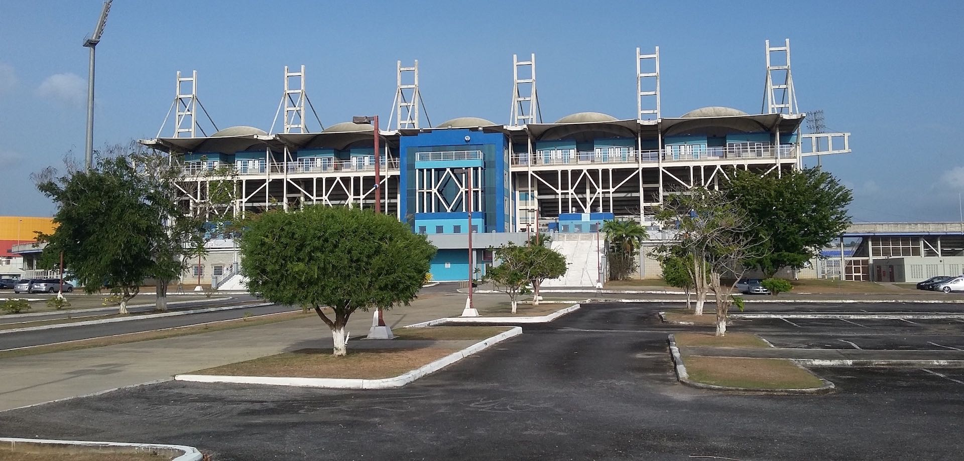 TTFA Headquarters to be based at Ato Boldon Stadium from June 1st.