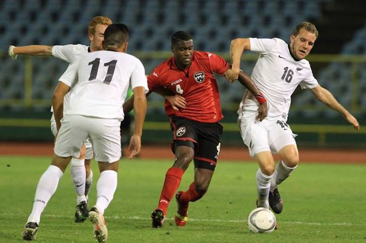 Young Warriors tangle with Grenada.