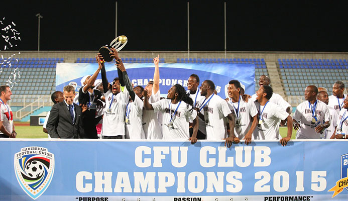 Central FC - 2015 CFU Club Champions