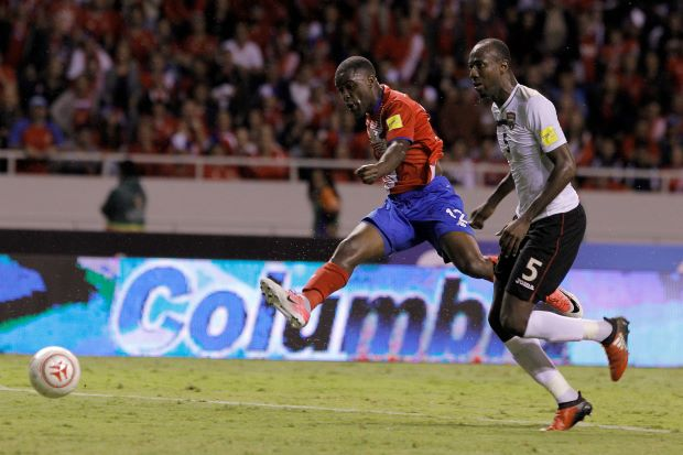 Costa Rica edges T&T, inches closer to Mexico in Hexagonal table