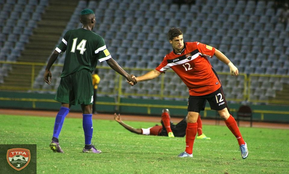 De Silva happy with display against St Vincent.