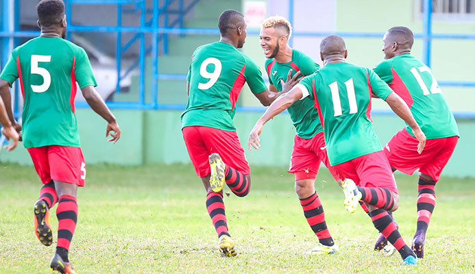 Jeffrey looks one step further with Jabloteh—eyes Caribbean final.