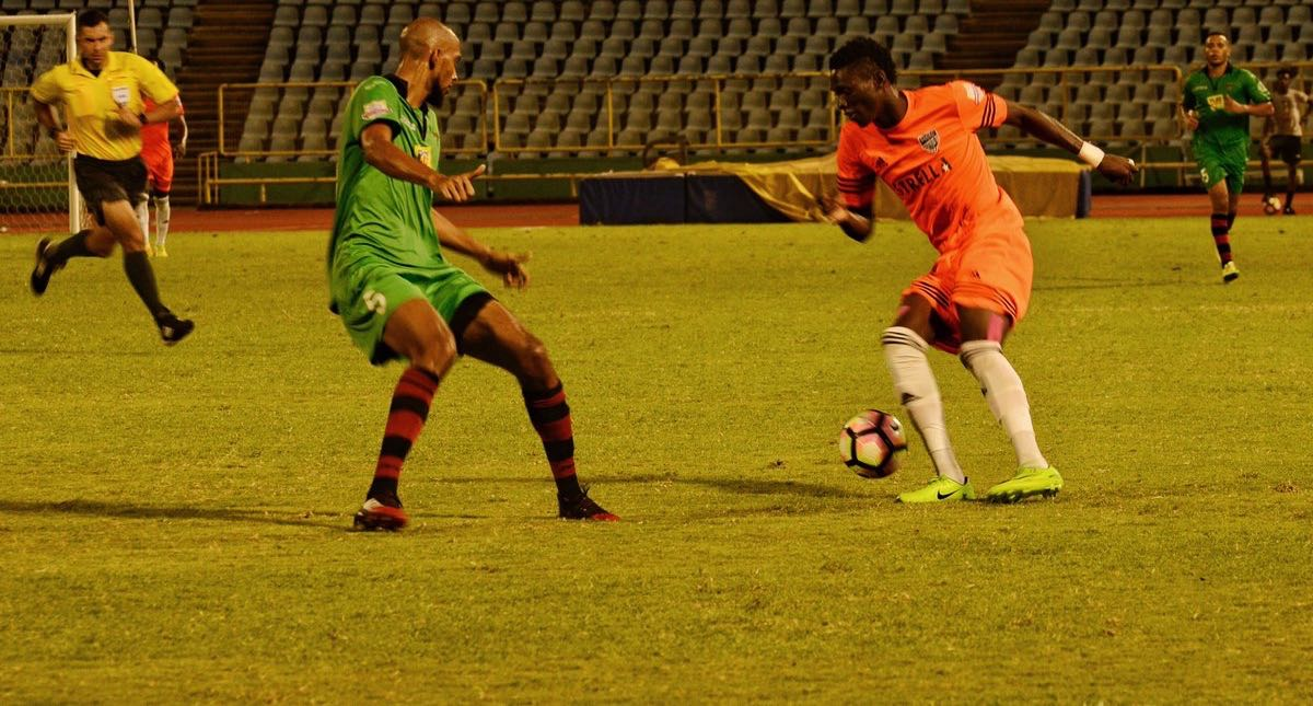 Cibao edge Jabloteh to take Caribbean crown and Concacaf Champions League place.