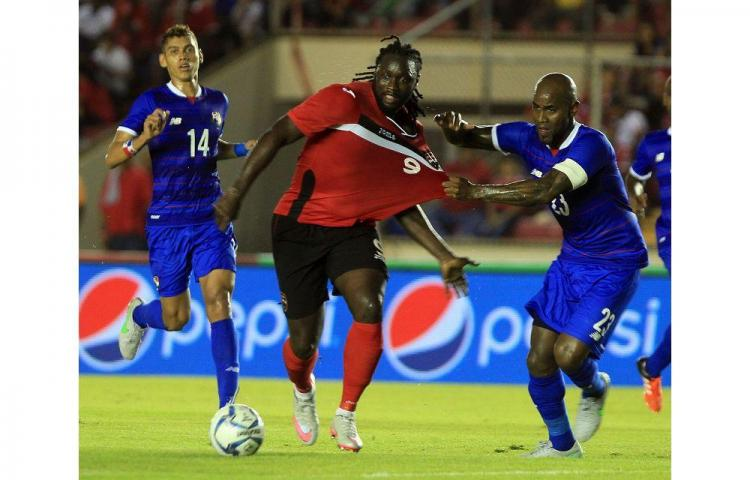 Soca Warriors stop Panama 2-1.