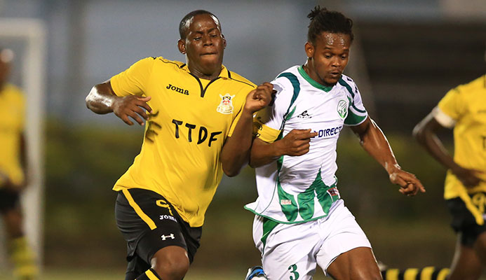 Jorsling hat-trick too hot for Civic as D/Force stay third; Jabloteh held by Cale'