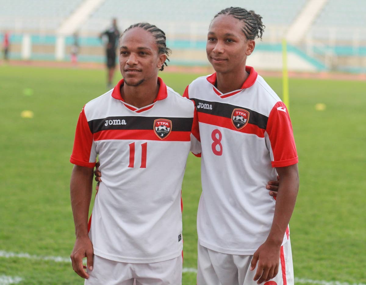 Commendable effort by young Soca Warriors.