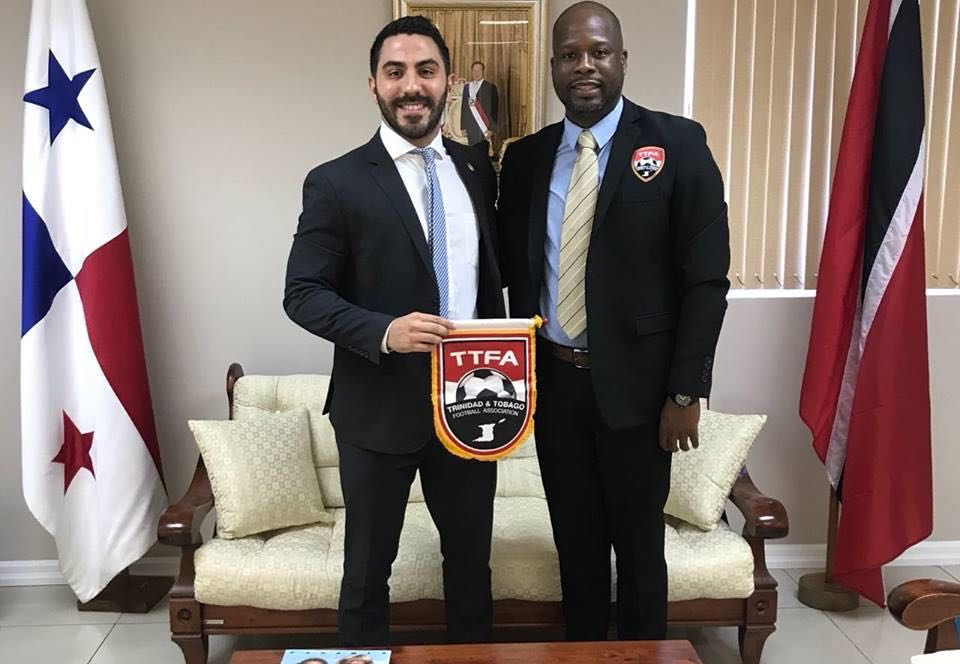 Latapy-George keen on new TTFA contract.