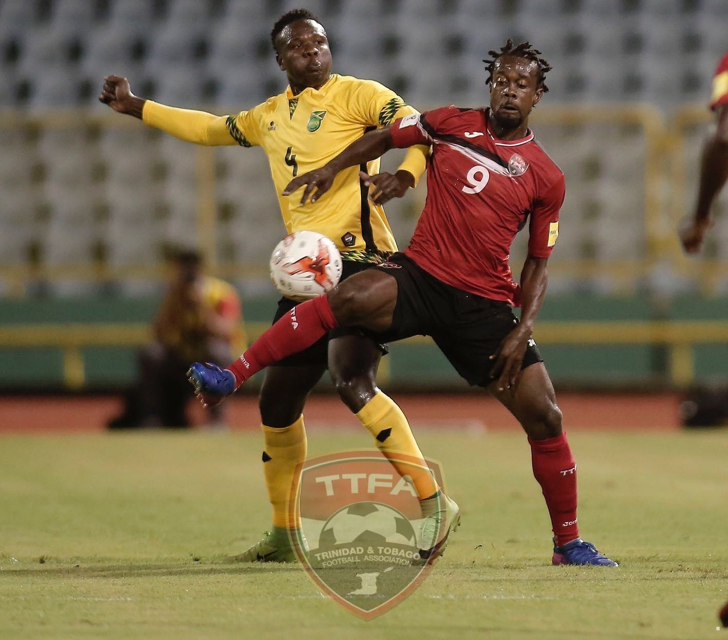 Jamaica pulls off 2-1 win as T&T made to rue missed efforts.