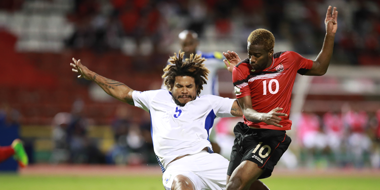 Muckette replaces Molino as T&T looks for result.