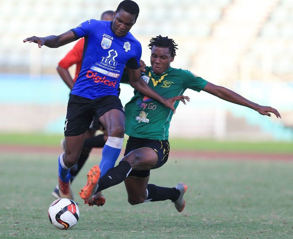 Naparima, Presentation set for another South derby.