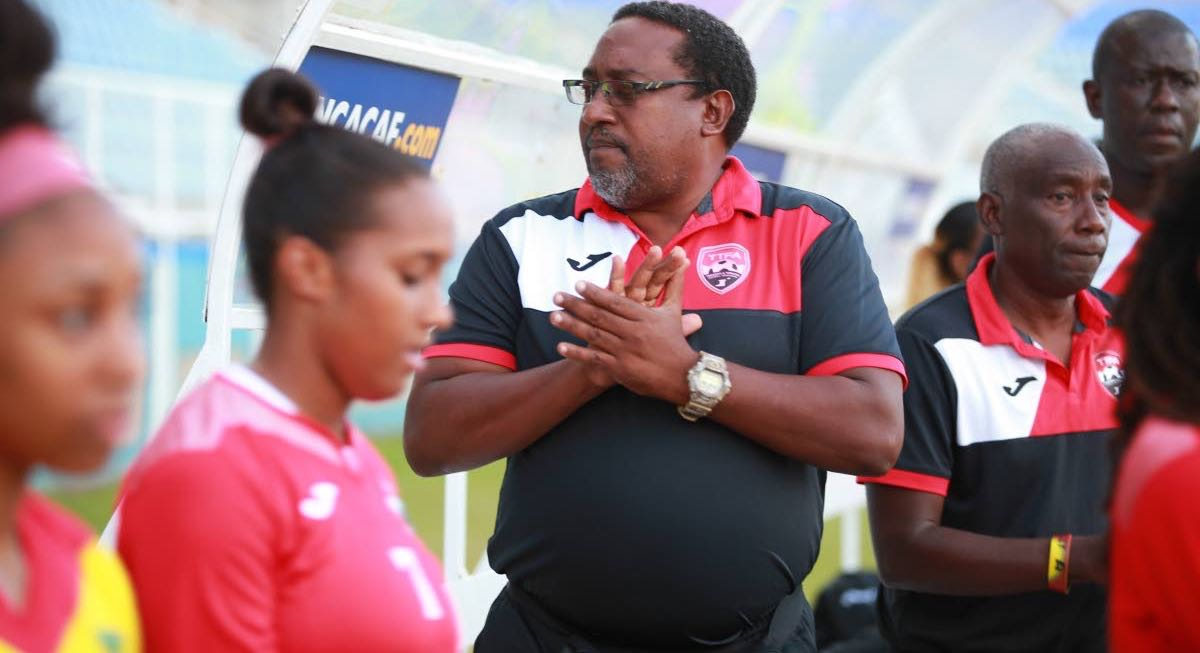 Shabazz resigns as Senior Women's Team head coach.