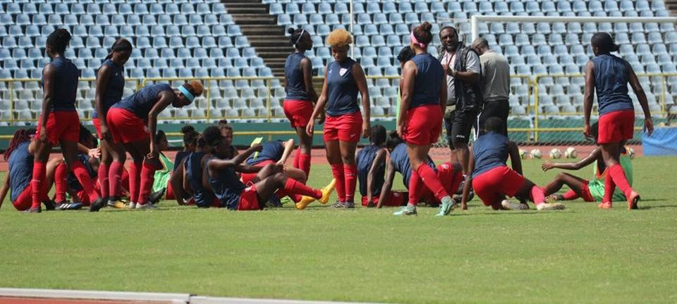 T&T Women and Men's teams get CAC Games Groupings.