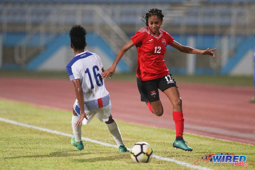 CFU Women's Challenge Series 2018 gets the ball rolling on re-commitment to female players.