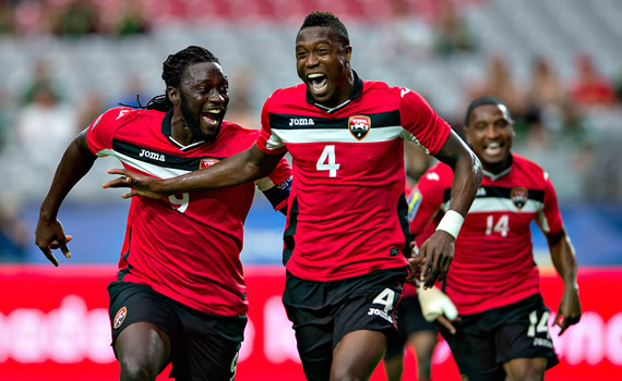 Trinidad and Tobago to play China on June 3rd