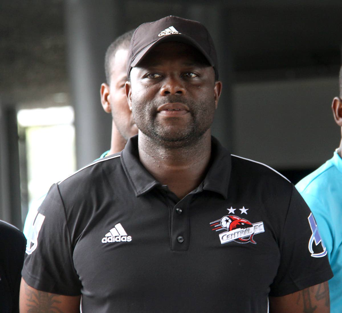 Stern John selected as coach for MLS Caribbean Combine this week.