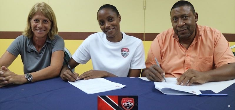 Senior Women Players Receive Retainer Contracts from TTFA.