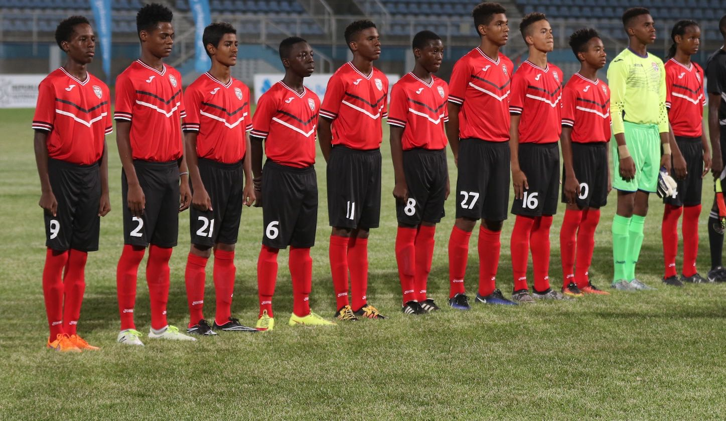 Latapy looks to widen Under 15 pool.
