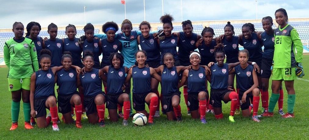 U-17 Women footballers set for Central American tour.