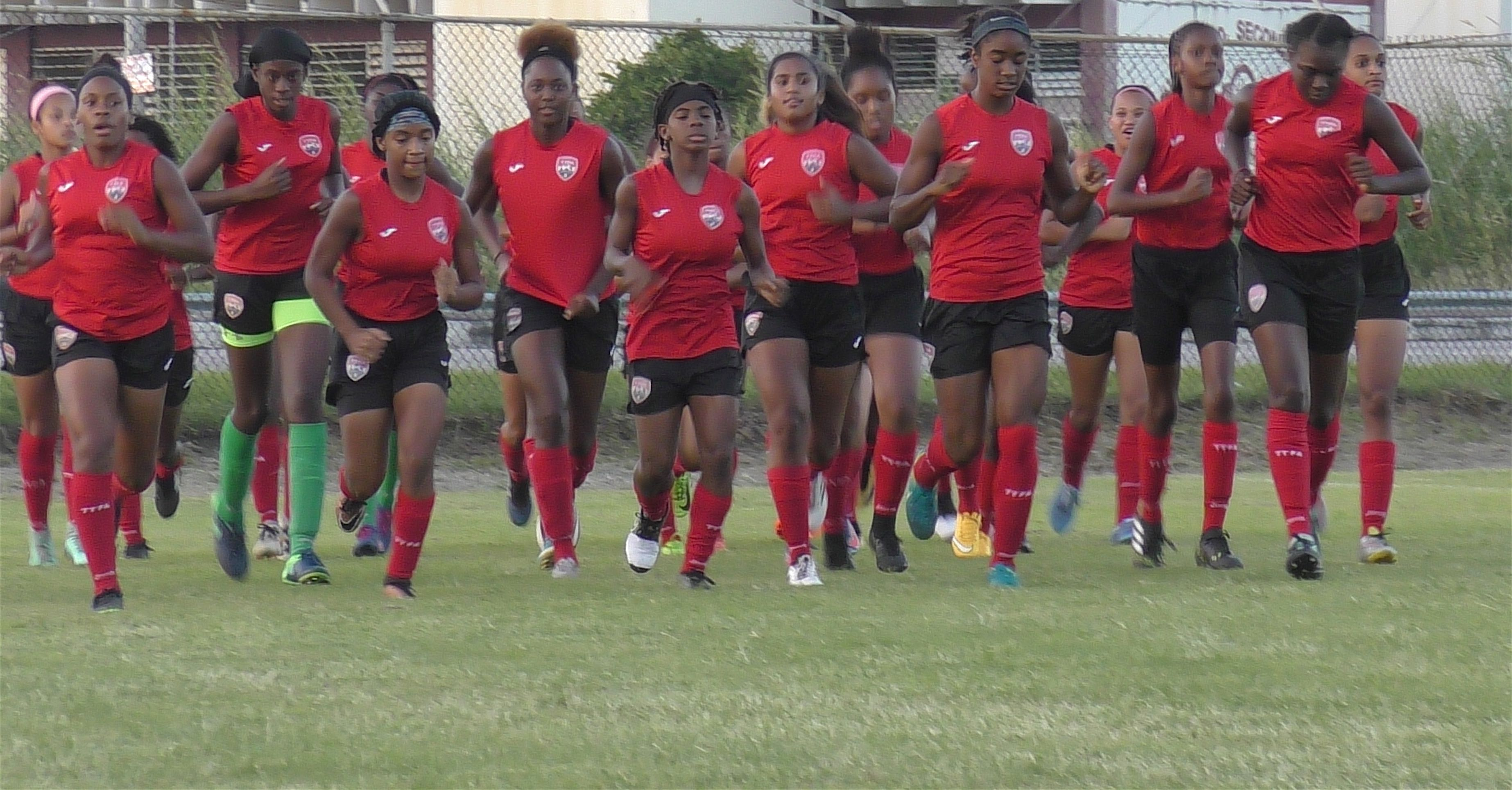 Additional Technical Support for U-20 Women in preparation for Concacaf qualifiers.