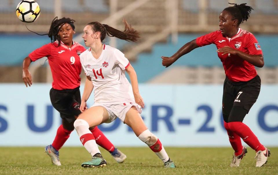 U-20 Women lose second qualifier… this time to Canada.