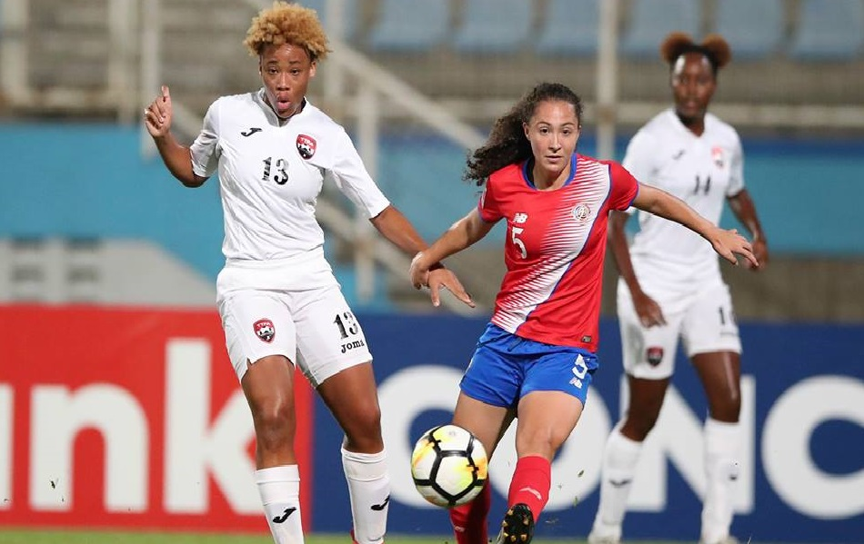 T&T go under to Costa Rica in closing Group A match.