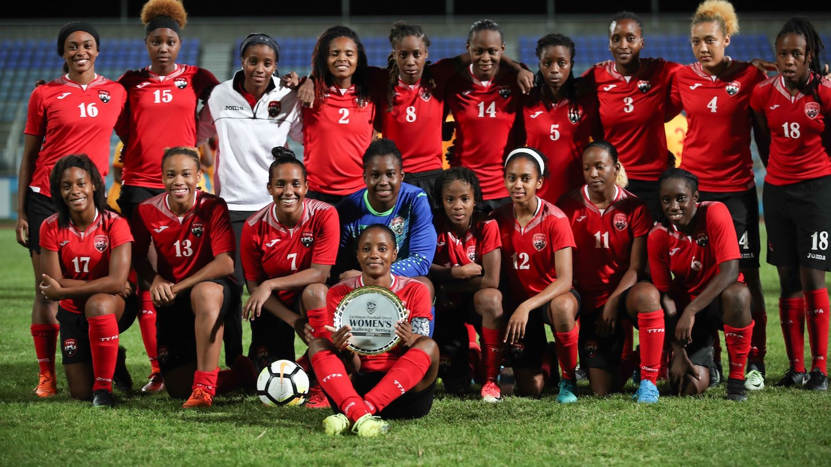 T&T Senior Women to open Caribbean Final round versus Cuba.