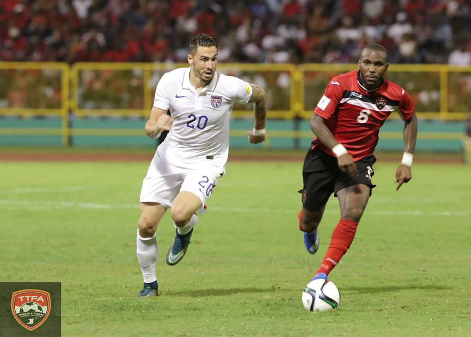 Soca Warriors target Haiti next