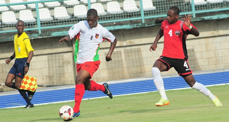 Guadeloupe denies T&T U-20s a victory; T&T held 1-1 in Tobago.