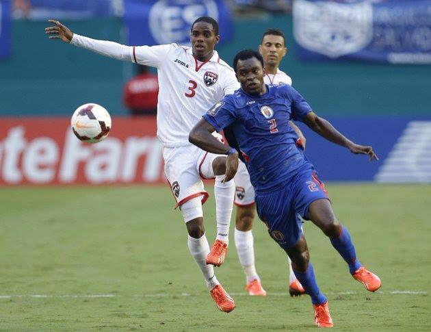 Plaza's goal breaks T&T's 5-game winless streak.