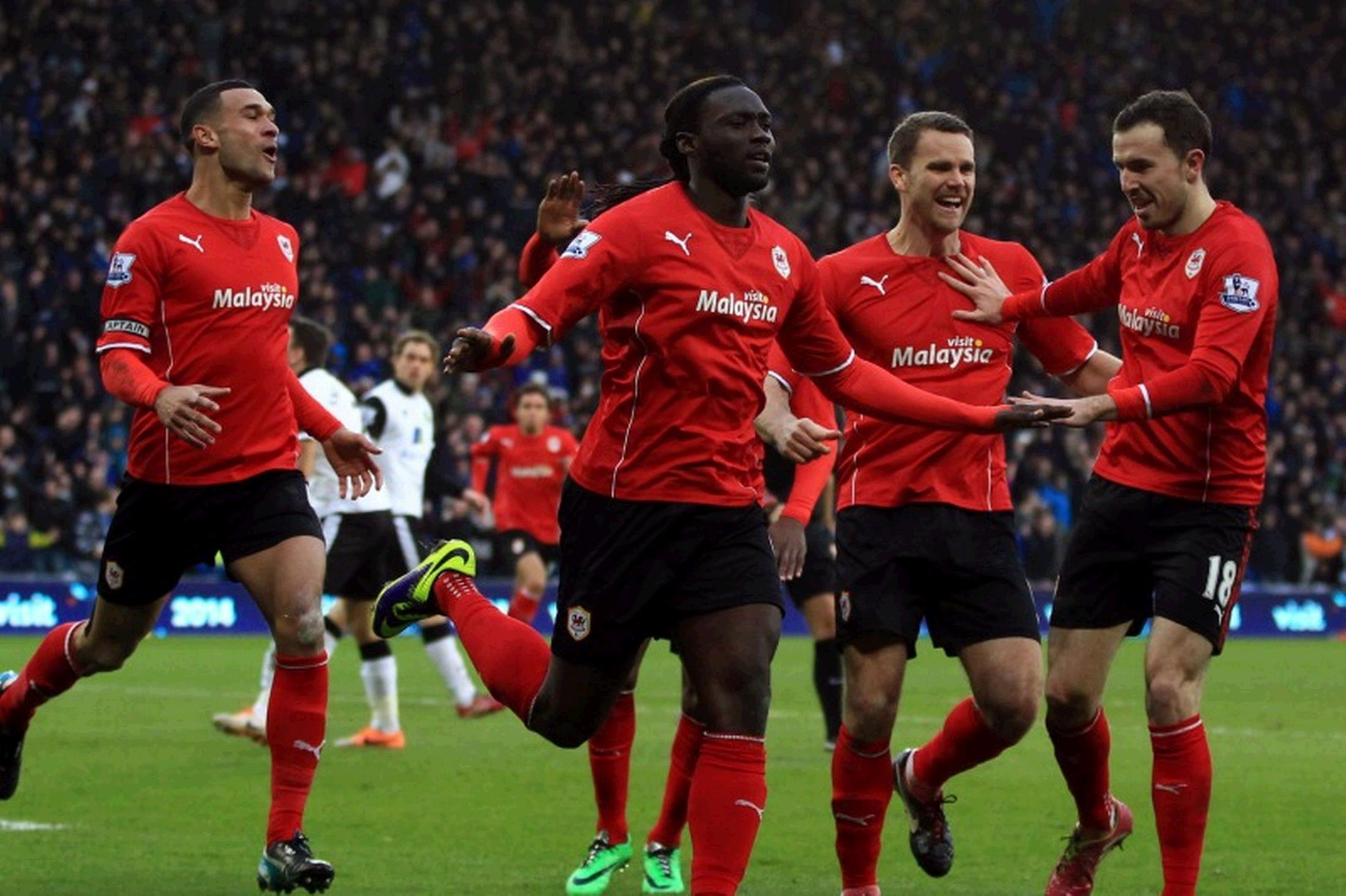 Veteran striker Jones admits there's not enough belief in Cardiff's dressing room.