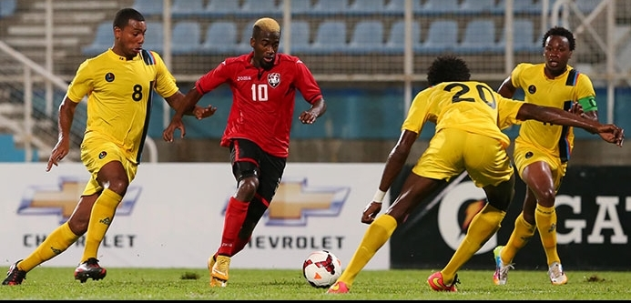 T&T gets Caribbean Cup first round bye.
