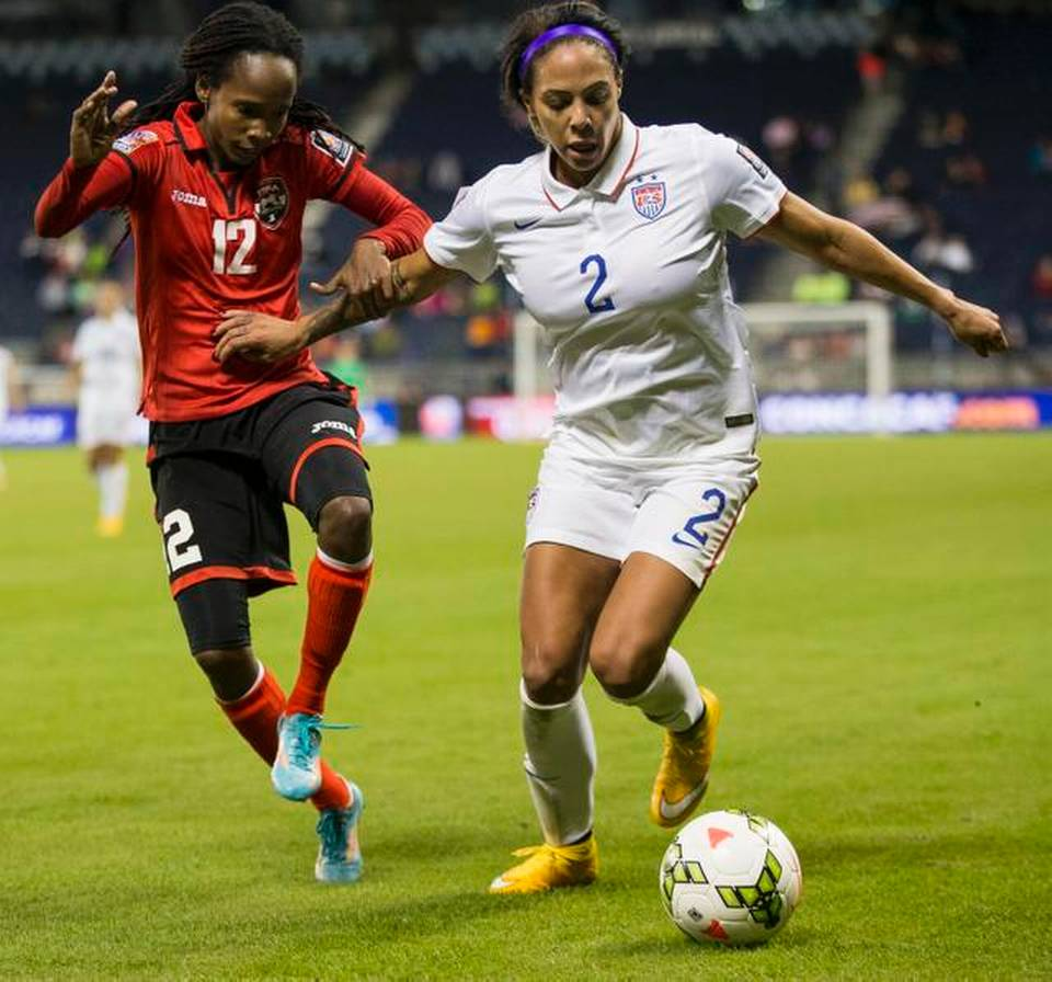 T&T vs USA women's friendly cancelled.