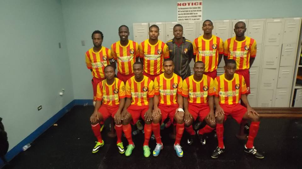 Point whips Eastern Stallions in FA Trophy match; Added-time winner sends Guaya through.