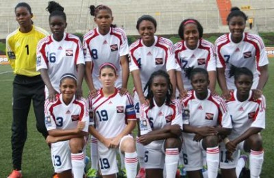 Trinidad and Tobago under-17 women's football team