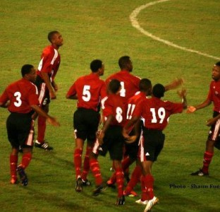 Trinidad and Tobago national U-17 team defeated Suriname 3-1.