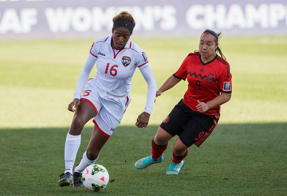 Shade penalty fails to save T&T; W/Warriors eliminated by Mexico