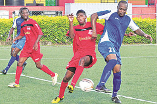 WASA on top; Stern John scores first for season