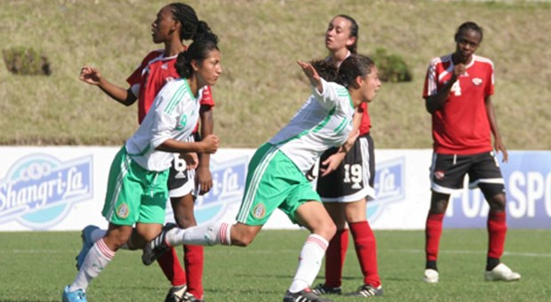 T&T Women U-20 vs Mexico