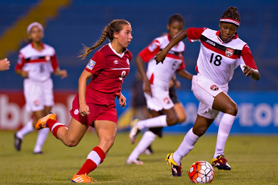 Canada U-20 Women vs Trinidad and Tobago