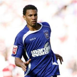 Ipswich's Carlos Edwards surprised at right-back role.