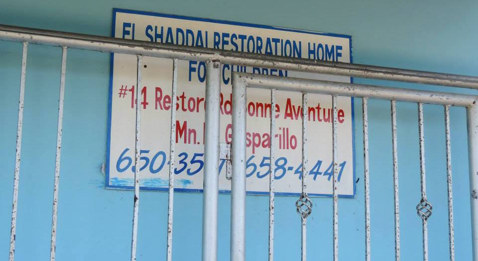 El Shaddai Restoration Home for Children