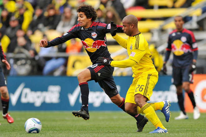 #26 Julius James vs NY Red Bulls.