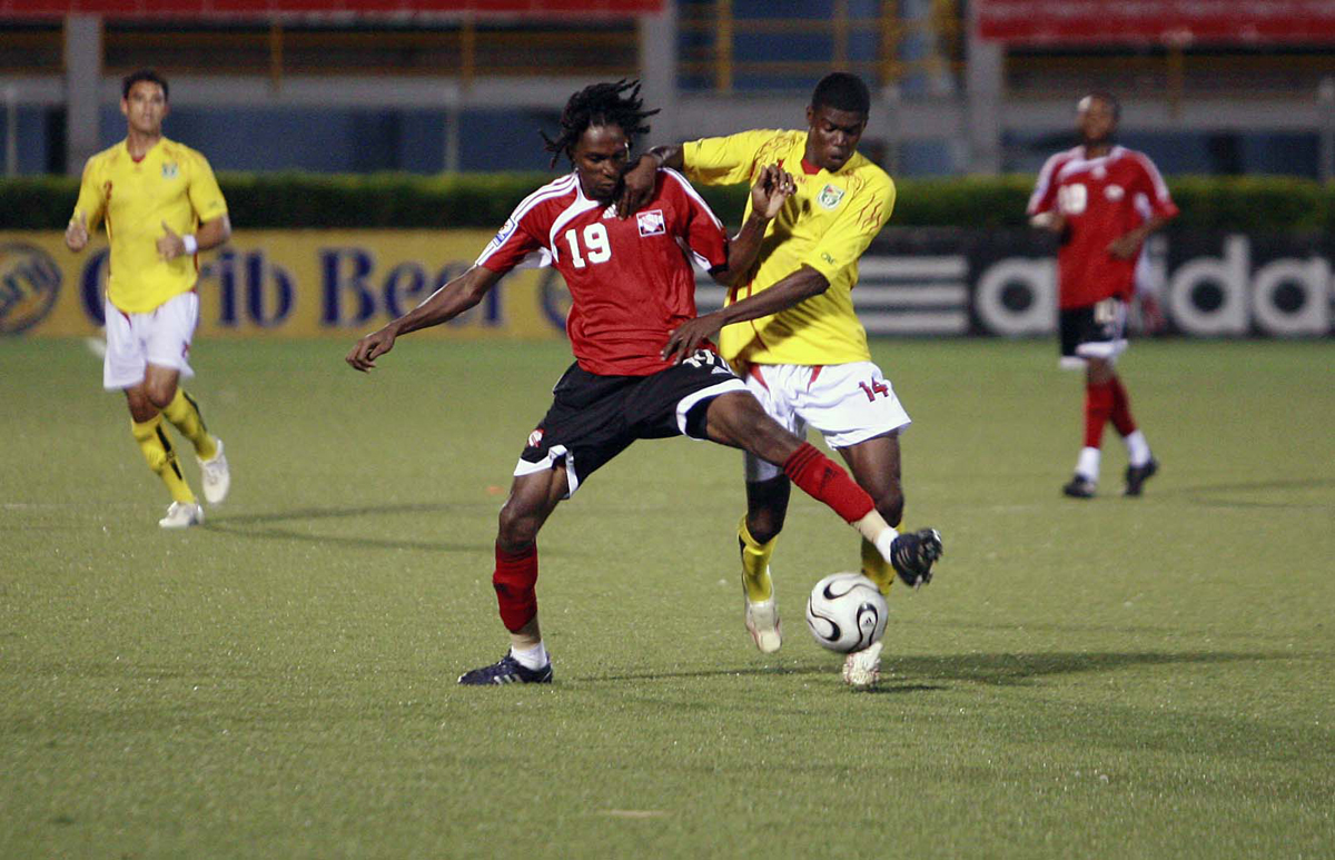 #19 Keon Daniel (Photo: Digicelfootball.Com)