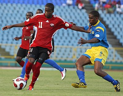 Kevin Molino vs barbados.