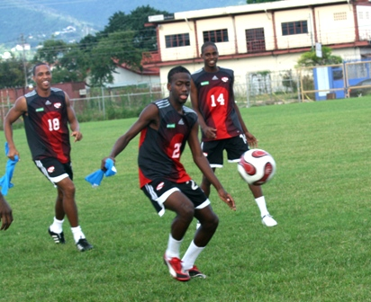 Molino training with T&T.......