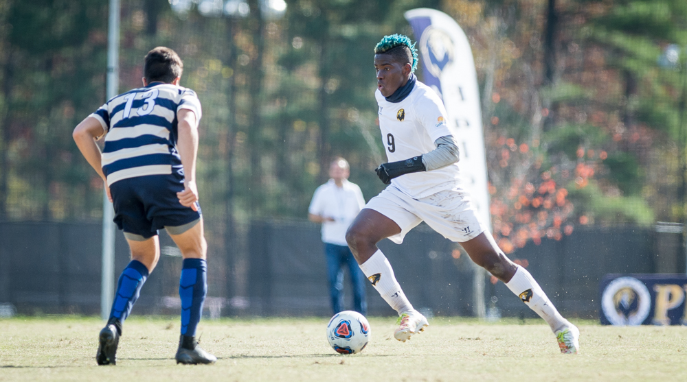 Nathan Regis vs Wingate University