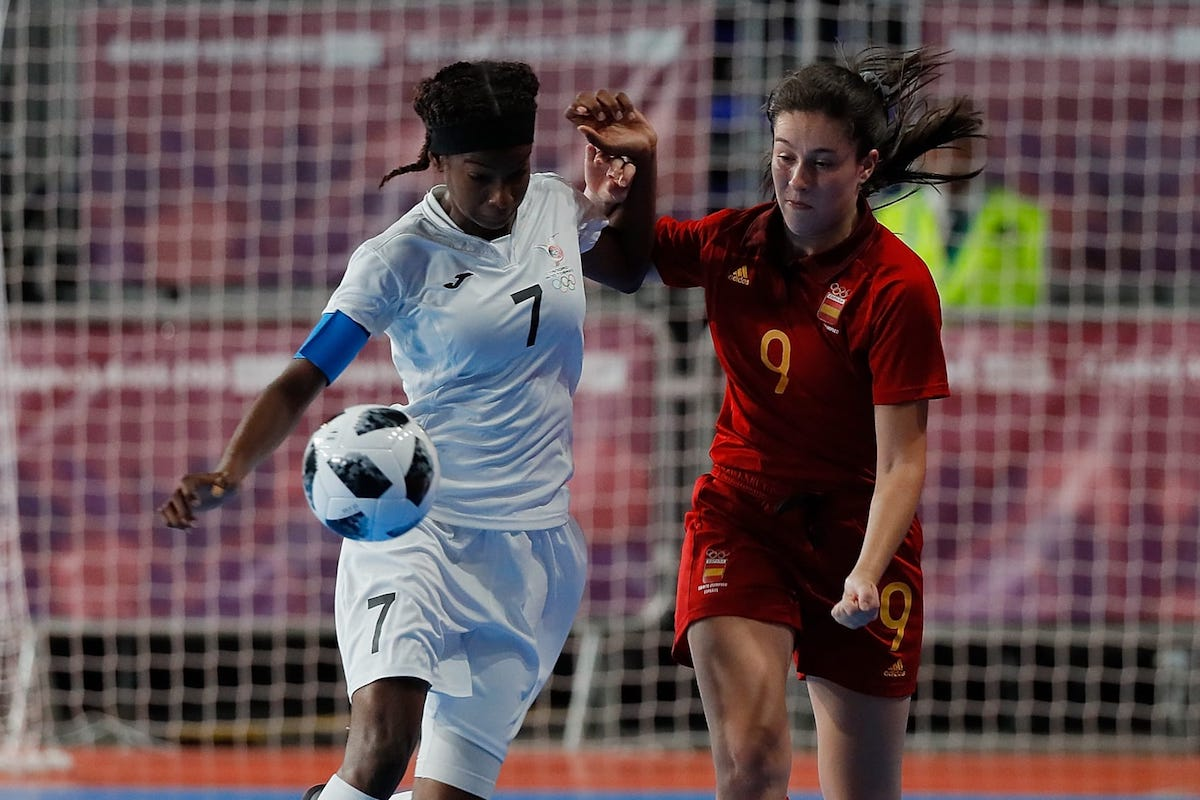 Spain drubs T T 16-1 in Youth Olympics futsal 2569df1dc2