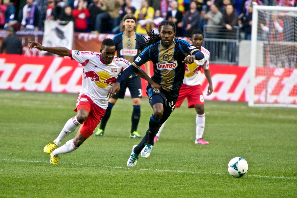 Keon Daniel vs New York Red Bulls