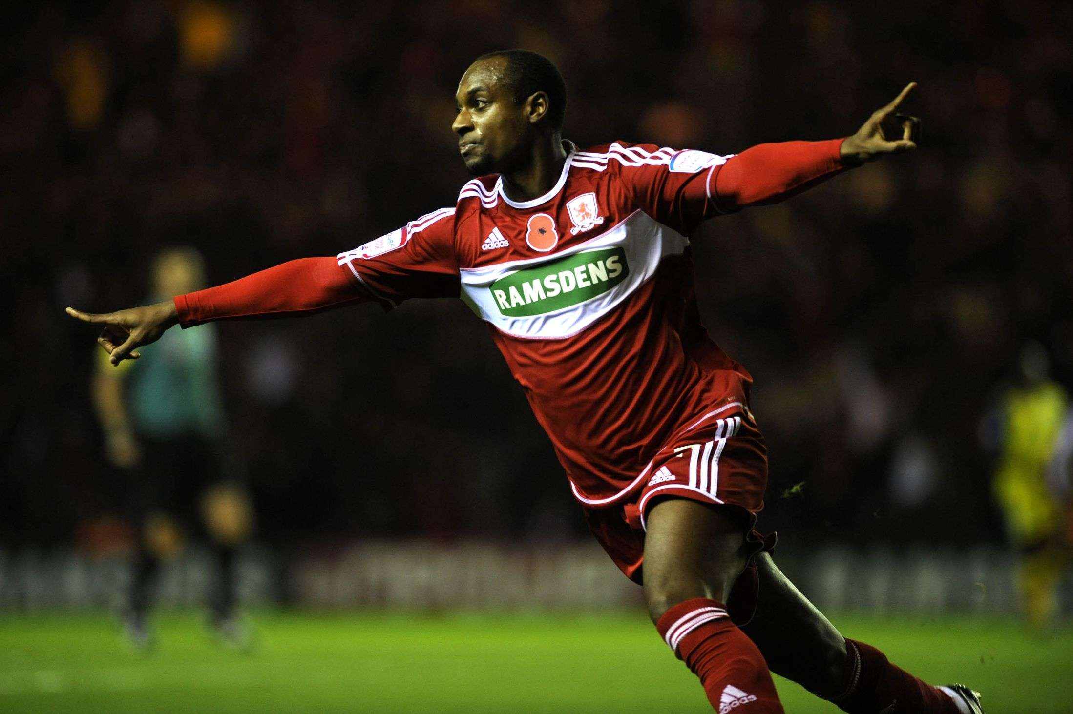 Justin Hoyte at Middlesbrough